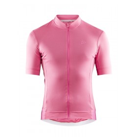 Craft essence maillot de cyclisme manches courtes maglia rose