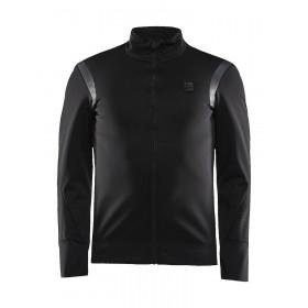 Craft hale subzero veste de cyclisme noir
