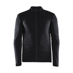 Craft ideal thermal maillot de cyclisme à manches longues noir