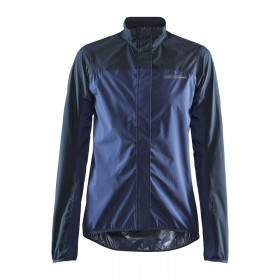 Craft Empire Rain Jacket Lady  - Black/Blaze
