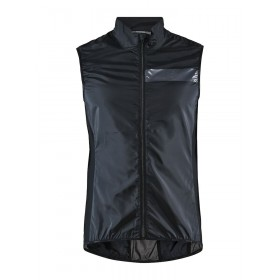 Craft Essence Light Wind Vest - Black