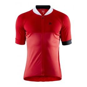 Craft Adopt Jersey - Bright Red/White