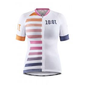 Craft Adv Hmc Endur Graphic Jersey W - White/Glory