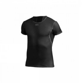 CRAFT Cool Tee With Mesh Black