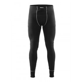 CRAFT Active Long Underpants Black Silver