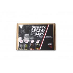 BORN Sixpack Energy Bars - Flavour Mix