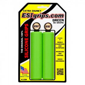 ESI GRIPS Chunky Extra Green