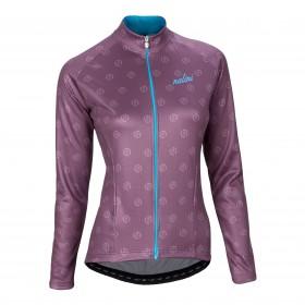 NALINI Nalinissima Lady Jersey LS Purple