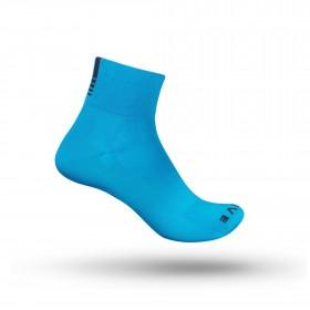 GripGrab lightweight sl short chaussettes de cyclisme bleu clair