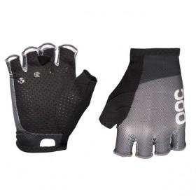 Poc essentials road light gant de cyclisme noir
