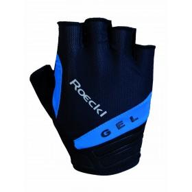 Roeckl Fietshandschoen Itamos - Black/Blue