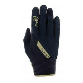 Roeckl renon gants de cyclisme noir