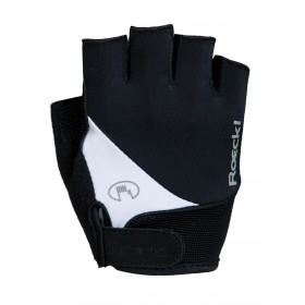 Roeckl napoli gant de cyclisme noir blanc
