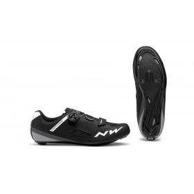Northwave core plus chaussures route noir