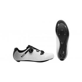 Northwave Core Plus 2 Fietsschoen Race White/Black