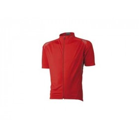 AGU Benica Shirt KM Red