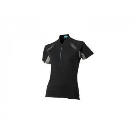 AGU Aroya Lady Shirt KM Black