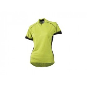 AGU Verrado Lady Shirt KM Lime