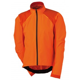 AGU Secco Evo Rain Jacket Orange