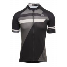 Agu essential inception maillot de cyclisme manches courtes noir