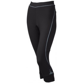 AGU Vista Lady 3/4 Broek Black