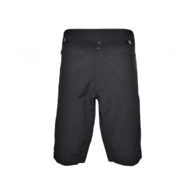 Agu essential waterproof mtb cuissard de cyclisme court noir