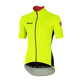 CASTELLI Perfetto Light Jersey SS Yellow Fluo