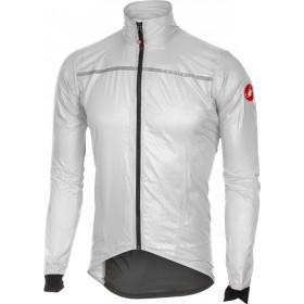 Castelli superleggera veste coupe-vent blanc