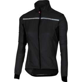 CASTELLI Superleggera Lady Jacket Black