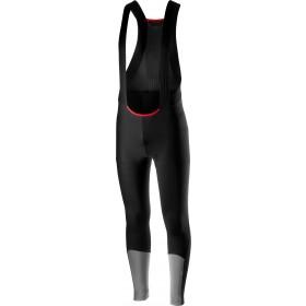 Castelli nano flex pro 2 cuissard de cyclisme long à bretelles noir