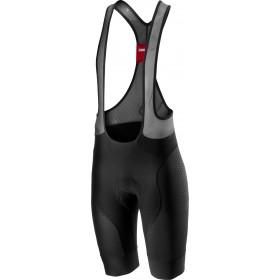 Castelli free aero race 4 cuissard de cyclisme courtes à bretelles noir