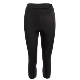 Agu essential cuissard de cyclisme 3/4 femme noir