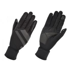 Agu essential windproof light gants de cyclisme noir