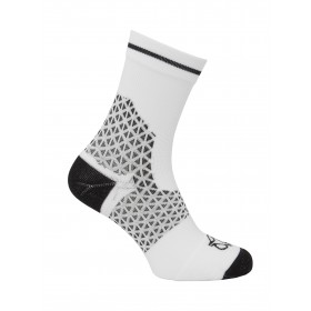 AGU Pro Summer Socks White Black