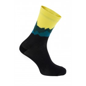 Agu evolution conquer chaussettes bleu