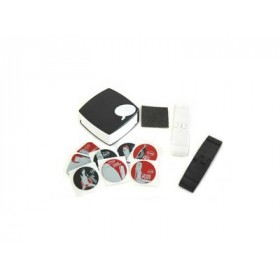 KNOG P Patch Bandenplak Set Black/White