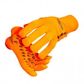 Defeet e-touch dura gants orange