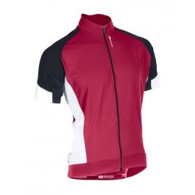 SUGOI Evolution Jersey Chili Red/Gunmetal