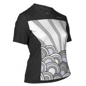 SUGOI Indie Lady shirt KM Black