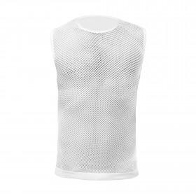 GripGrab 3-season sous-vêtement sans manches blanc