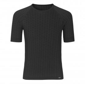 GripGrab expert seamless lightweight sous-vêtement à manches courtes noir
