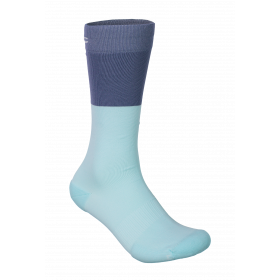Poc Essential Full Length Sock - Calcite Blue/Apophyllite Green