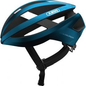 Abus viantor casque de vélo steel bleu