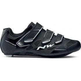 Northwave starlight 2 chaussures route femme noir blanc