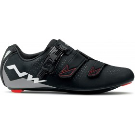 Northwave Phantom 2 srs chaussures route noir