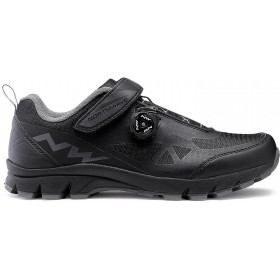 Northwave corsair chaussures de cyclisme noir