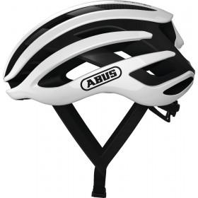 Abus airbreaker casque de cyclisme polar blanc
