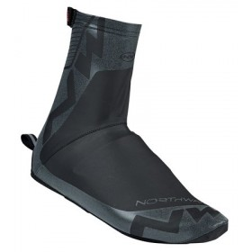 NORTHWAVE Acqua Summer Shoecover Black Reflective