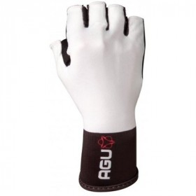 AGU Time Trial Handschoen White