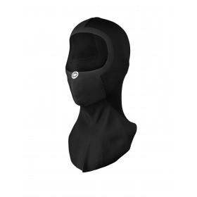 Assos winter face mask blackseries noir